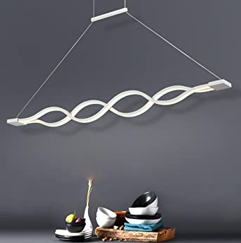 h ngelampe k che modern. Black Bedroom Furniture Sets. Home Design Ideas