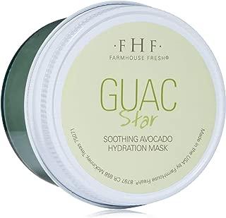 product image for FarmHouse Fresh Guac Star Soothing Avocado Hydration Mask, 3.2 Fl Oz