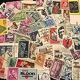 Lot of 100 Different MINT US Postage Stamps, Vintage Packet, MNH, Unused, Full Original Gum