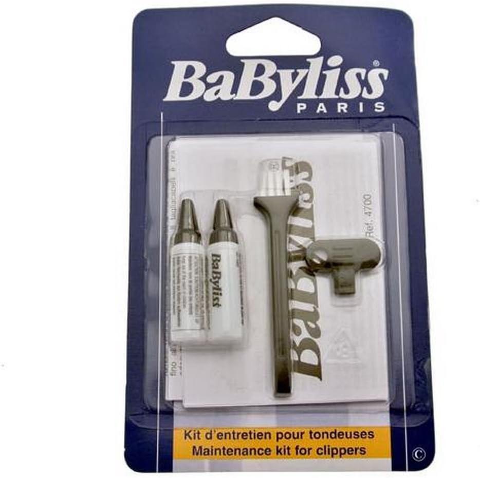 BaByliss – 4700 – Kit de mantenimiento universal para cortadora ...