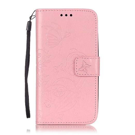 9 opinioni per HUANGTAOLI Custodia in pelle Protettiva Portafoglio Flip Case Cover per Motorola