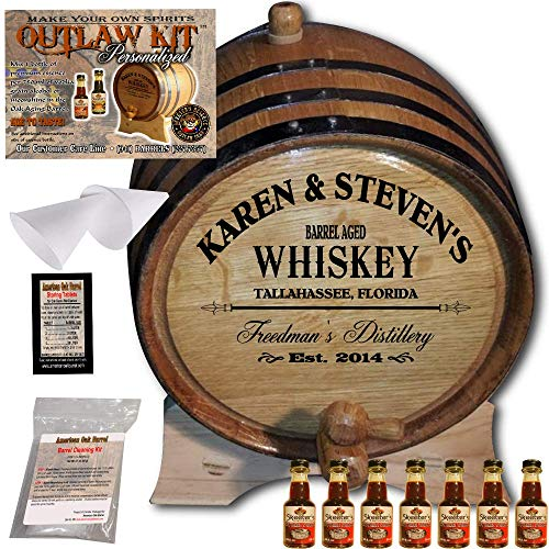 Personalized Whiskey Making Kit (063) - Create Your for sale  Delivered anywhere in Canada