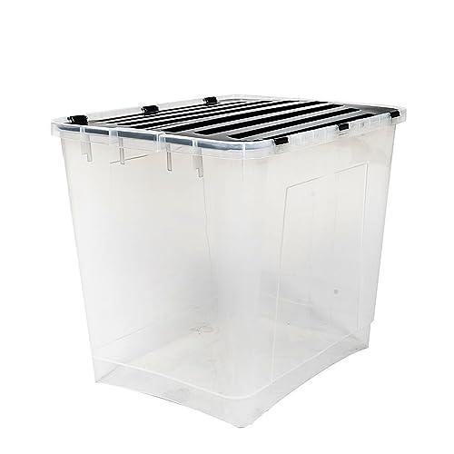 aufbewahrungsbox mit deckel klein. Black Bedroom Furniture Sets. Home Design Ideas