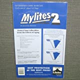 Mylites 2 Mil Comic Book Standard Size 7 1/4'' x 10 1/2'' Plus 1-1/2'' Flap Pack of 50