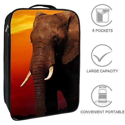 Bolsa de Viaje para Zapatos de Golf con diseño de Elefante ...