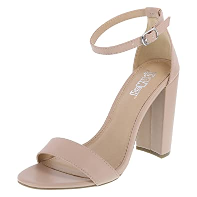 442982478ceb Brash Nude Smooth Women s Houston Sandal 9.5 Regular