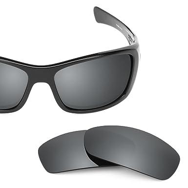 Revant Replacement Lenses for Oakley Hijinx Black Chrome MirrorShield