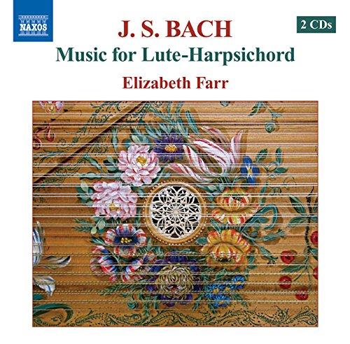 Bach, J.S.: Lute-Harpsichord (Harpsichord Music)