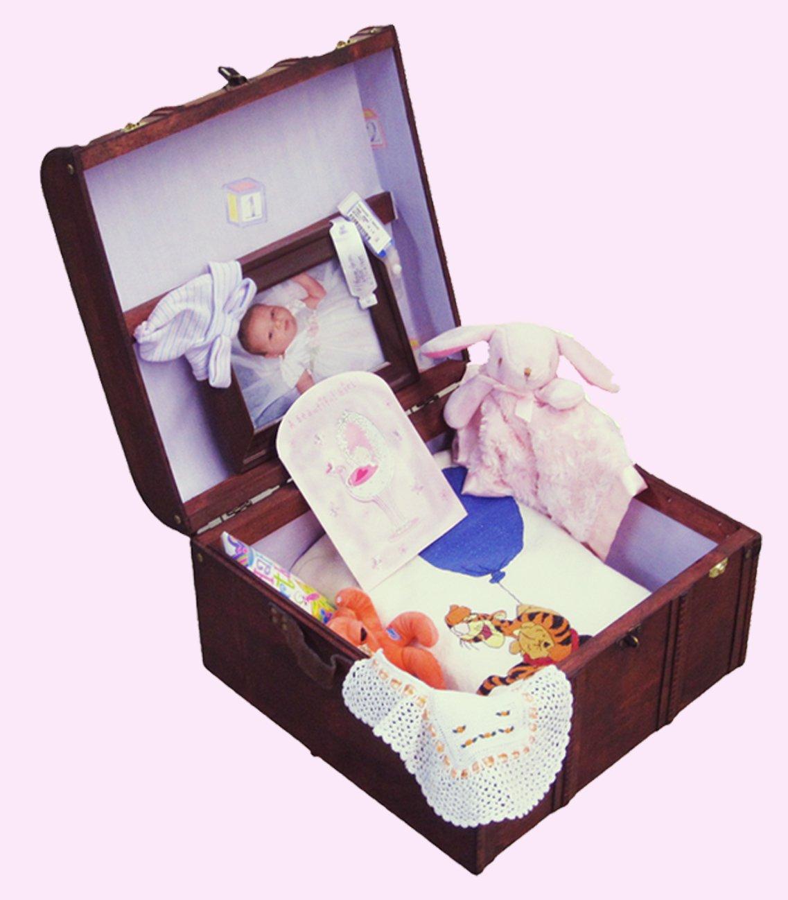 Keene/Fx Newborn Memory Chest - GIRL by Keene/Fx (Image #4)