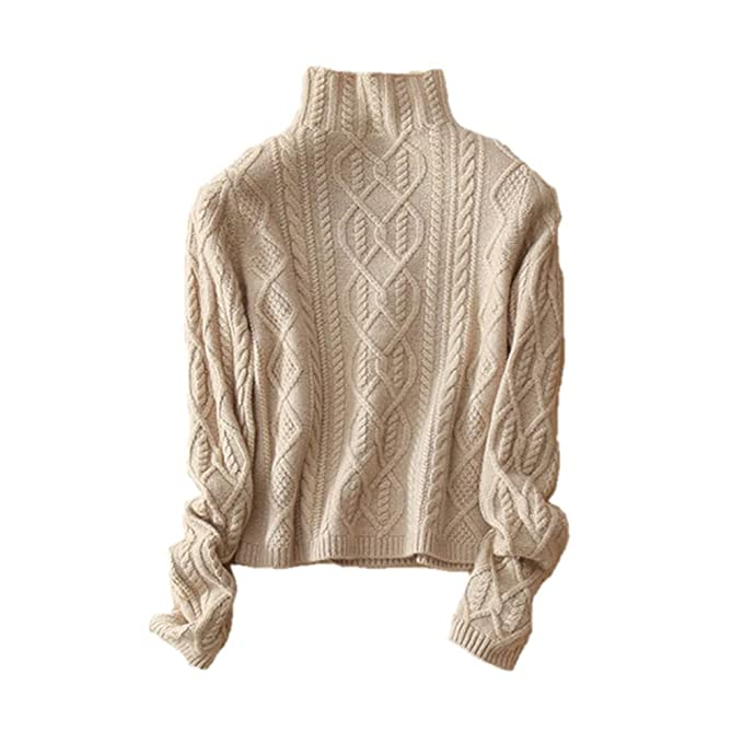 modischer Stil USA billig verkaufen größte Auswahl an Wenwenma Damen Mode Kaschmir Pullover-Herbst und Winter ...