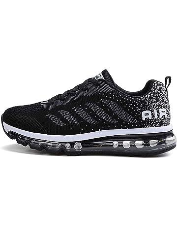 separation shoes 3782c bf4b8 tqgold® Unisex Uomo Donna Scarpe da Ginnastica Corsa Sportive Fitness  Running Sneakers Basse Interior Casual