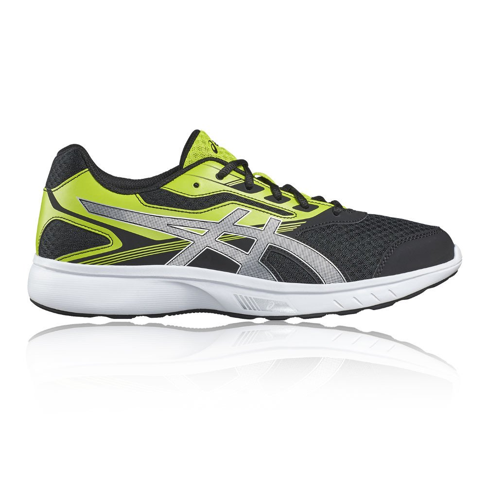 außergewöhnliche Auswahl an Stilen Verkauf Einzelhändler das beste ASICS Men's Stormer Running Shoes - Aw17 Black/Energy Green ...