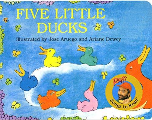 Five Little Ducks (Raffi Songs to Read)