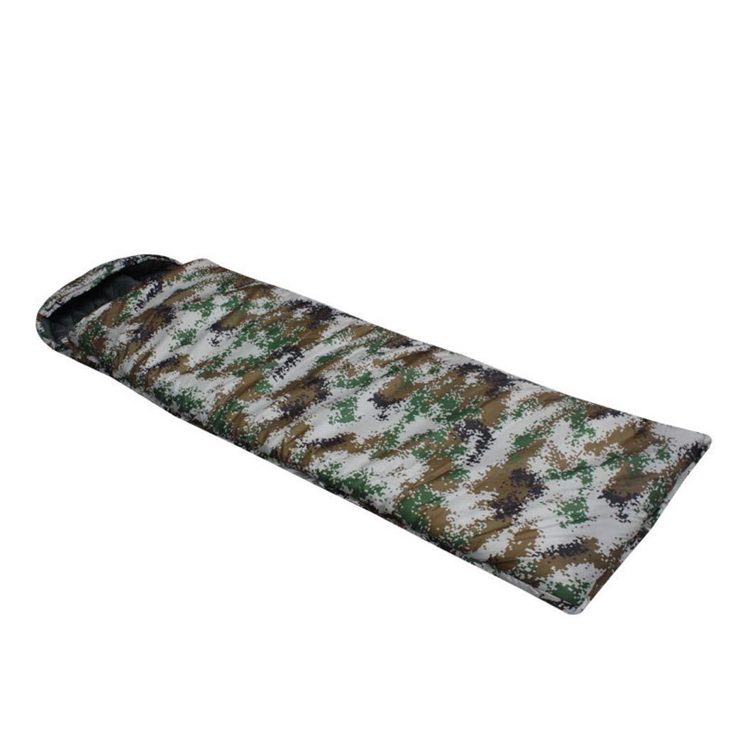 MISS&YG Schlafsack umhüllt-Leichtgewicht Portable, wasserdicht, Komfort mit Kompression Sack, Great for Traveling, Camping, Wandern, Outdoor-Aktivitäten