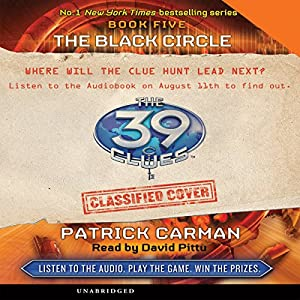 The 39 Clues, Book 5 Audiobook