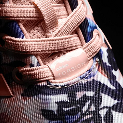 adidas Jungen ZX Flux EL I Krabbelschuhe, EU Rose