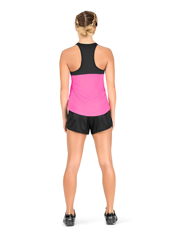 Soffe Womens JRS Running Short