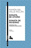 img - for Sonata de Oto?o / Sonata de Invierno book / textbook / text book