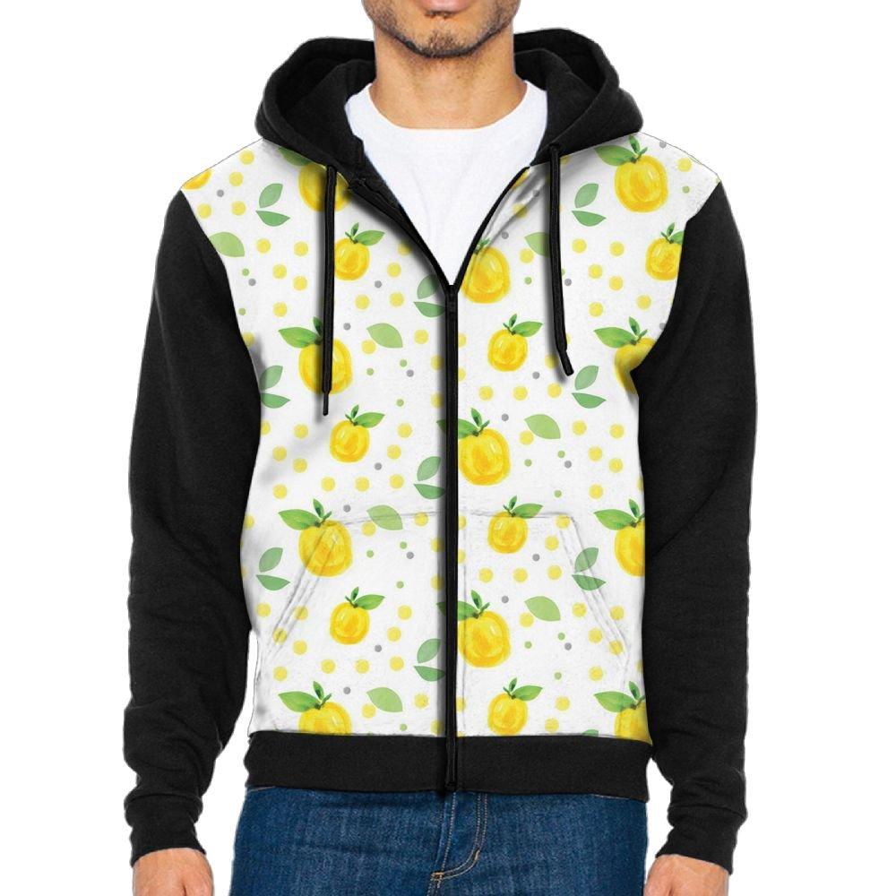 Lemon Mens Raglan Sleeve Hoodie Colorful Boys Raglan Hoodie Pullover Fashionable Color Block Hoodie Men Zipper
