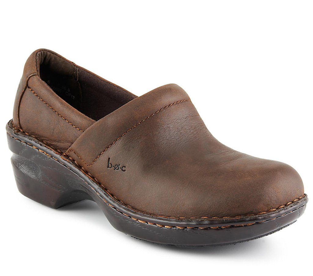 Women's B.O.C, Peggy CHOCOLATE OILED 9 M