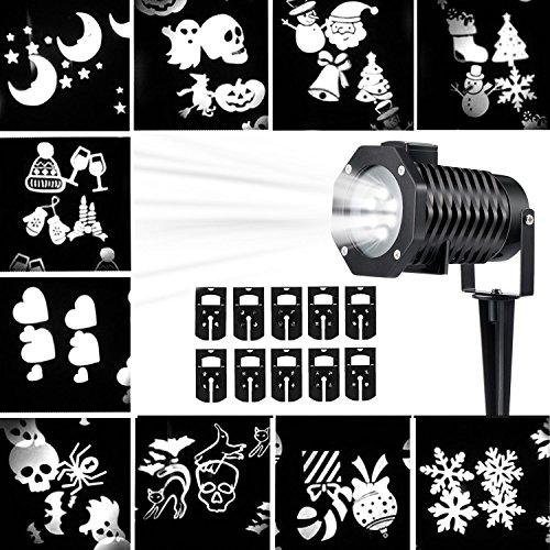 Projection Projector Kohree Snowflake Waterproof
