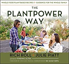 A transformative family lifestyle guide on the power of plant-based eating—with 120 recipes—from world-renowned vegan ultra-distance athlete Rich Roll and his chef wife Julie Piatt Created by renowned vegan ultra-distance athlete and high-pro...