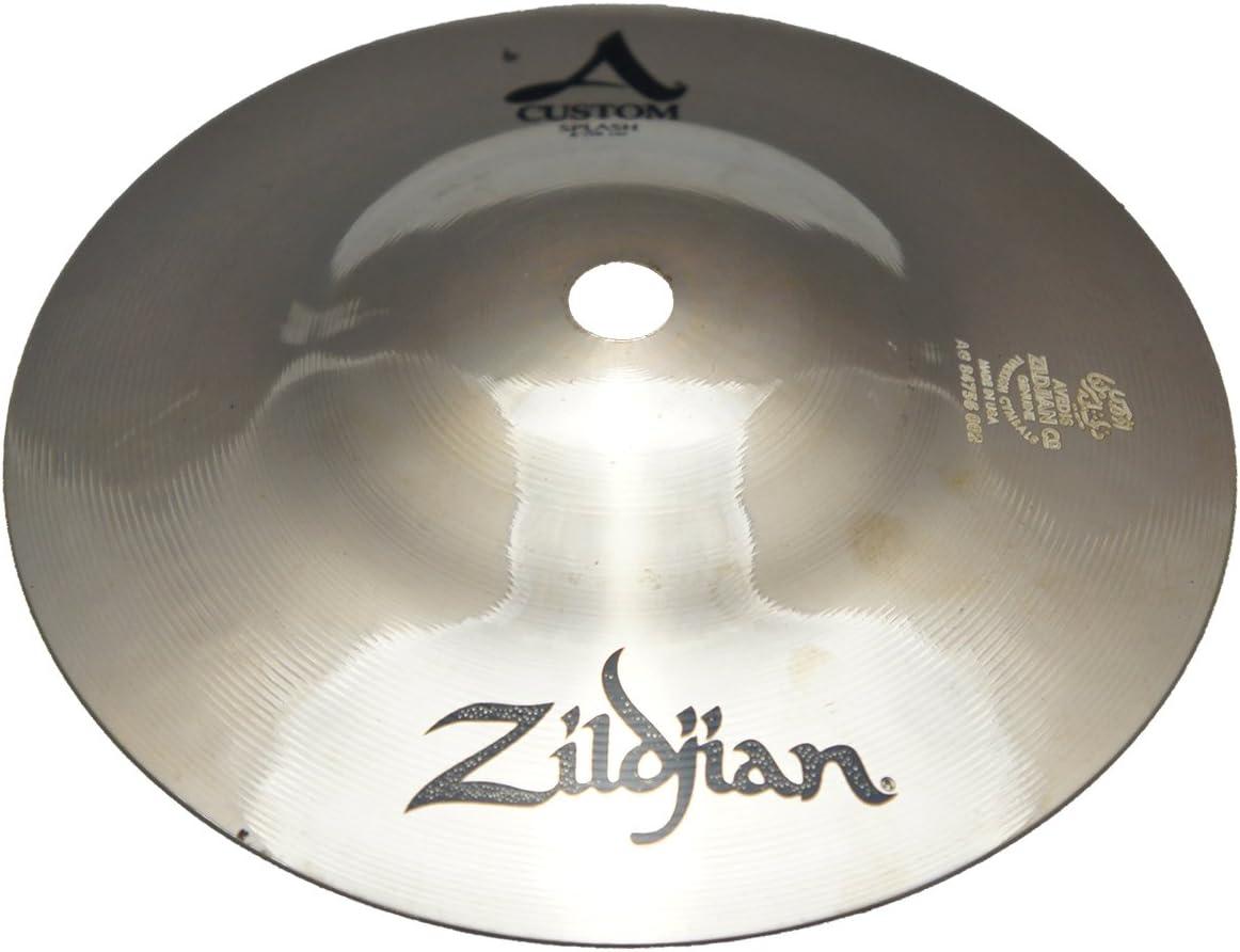 6in Zildjian A Custom Splash