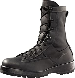 product image for B Belleville Arm Your Feet Men's 700 Waterproof Duty Boot, Black - 6.5 R