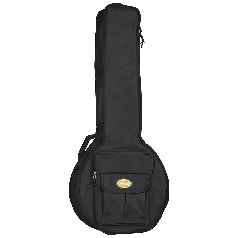 Superior C-269T Trailpak II Tenor Resonator Banjo Gig Bag Saga Musical Instruments
