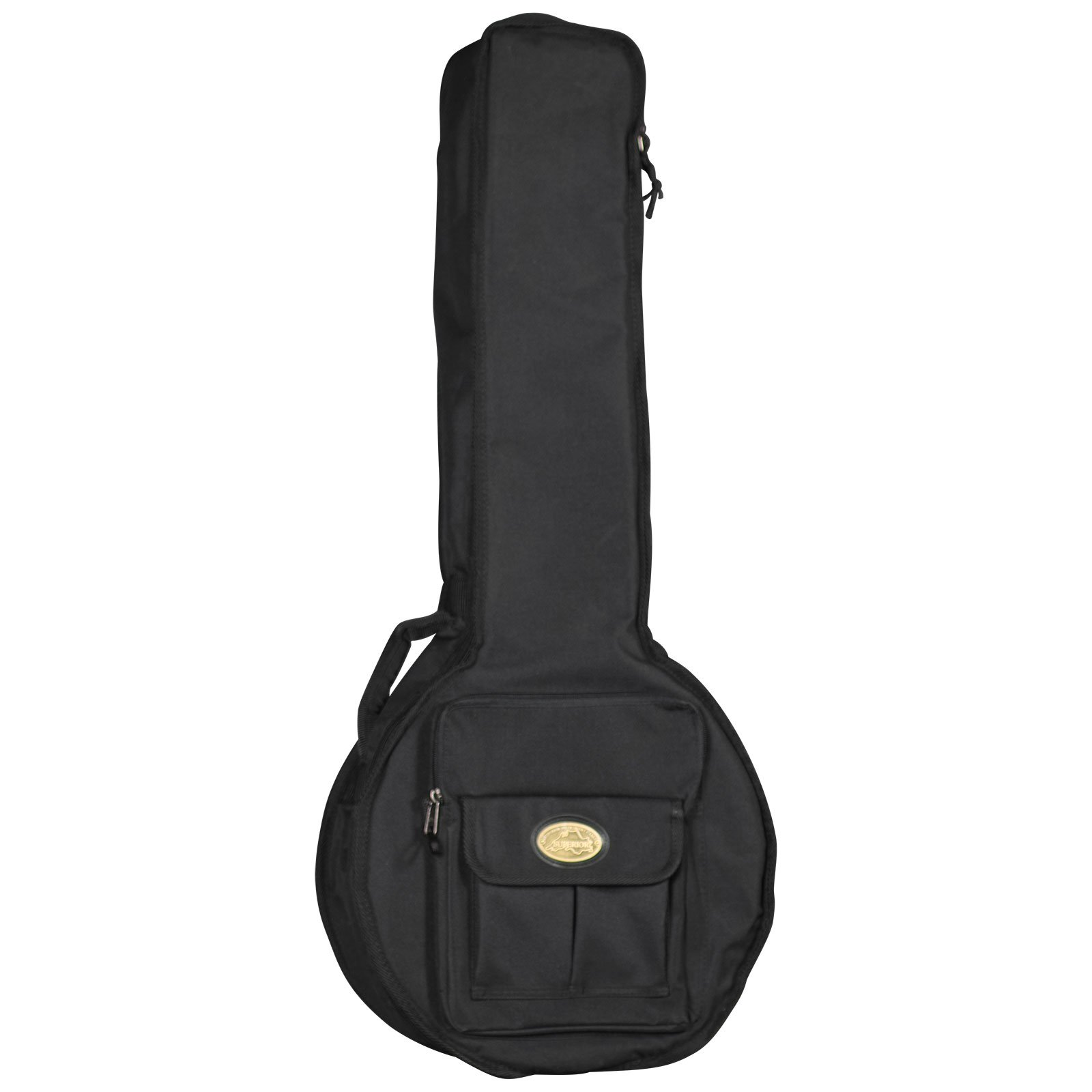 Superior C-269T Trailpak II Tenor Resonator Banjo Gig Bag