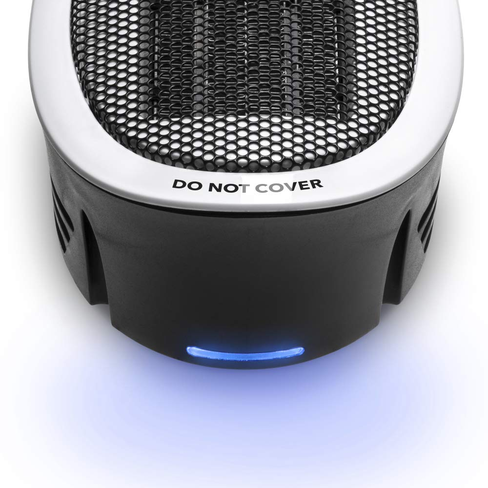 TROTEC 1410000641 Calefactor de enchufe TFC 2 E Soplador calefactor econ/ómico de 500 vatios con tecnolog/ía de cer/ámica t/érmicos de enchufe para el hogar y fuera de casa