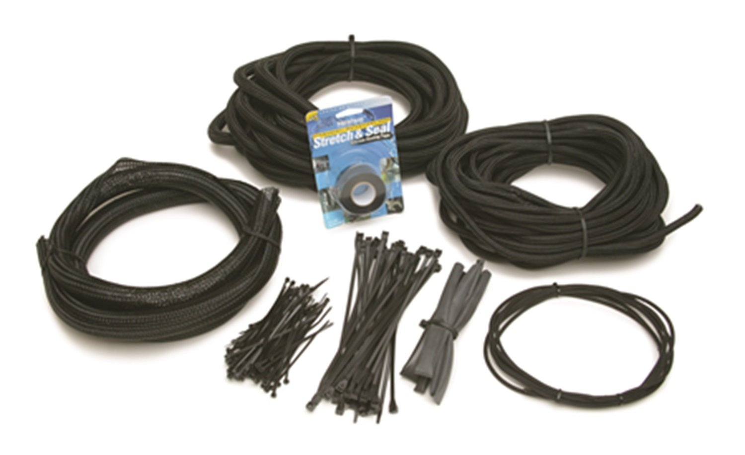 61KfhP ZlhL._SL1500_ amazon com painless wiring 70920 power braid chassis kit automotive engine wiring harness for sale at fashall.co