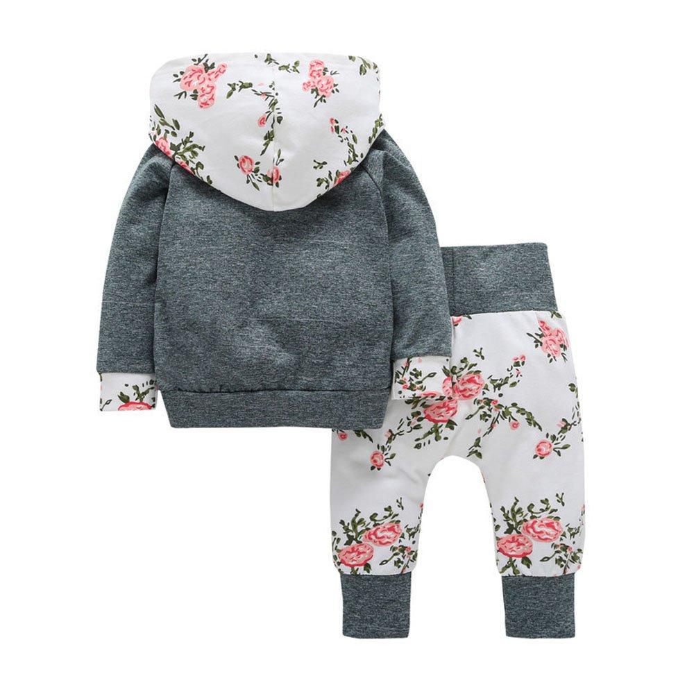 NewSexy - set de abrigo manga larga capucha reno y pantalones deportivos para bebé grande y bebé niño Niños, unisex: Amazon.es: Zapatos y complementos