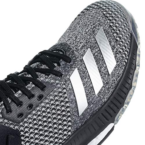 Crazyflight Footwear Metallic adidas Femme X Chaussures 2 Core Black White Silver 8qHzETqw