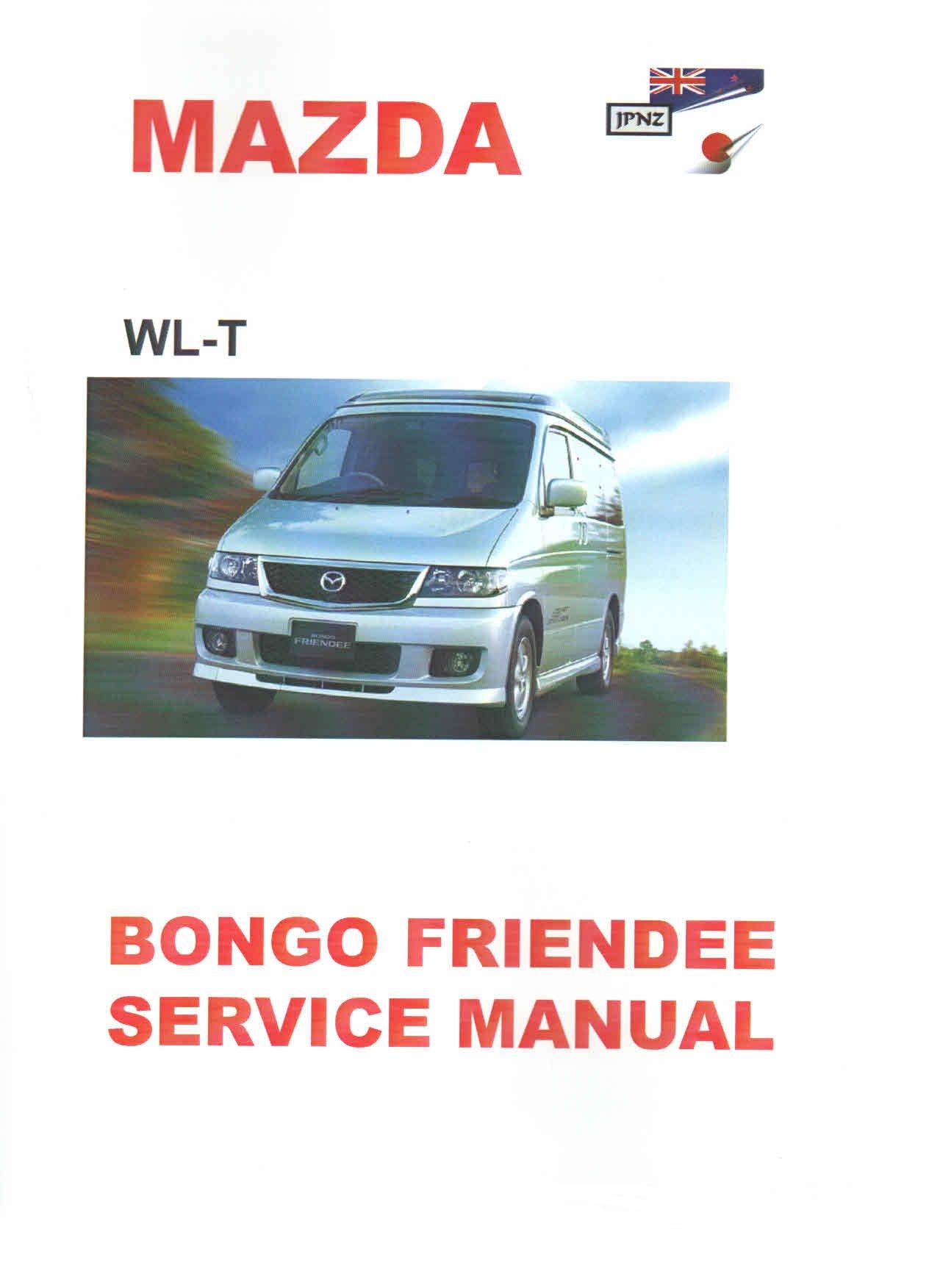 mazda bongo van wiring diagram image 9