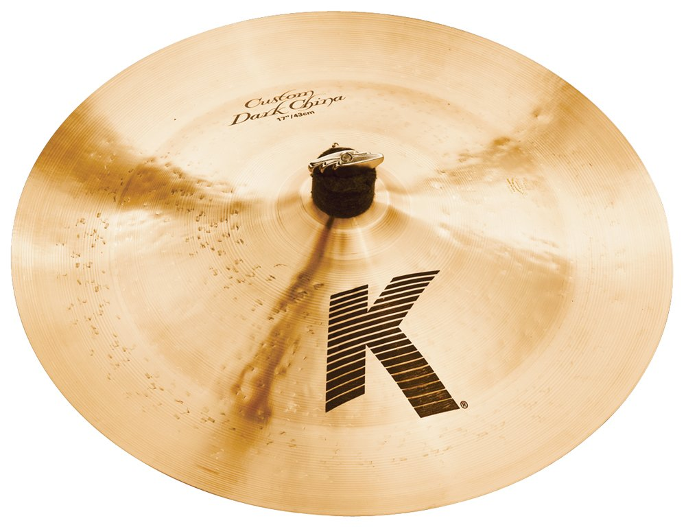 Zildjian K Custom 17'' Dark China Cymbal