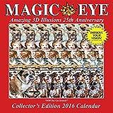 Magic Eye 2016 Wall Calendar