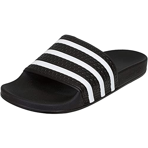 fecf6d2a6b1c adidas Men s Fashion Sandals black black  Amazon.co.uk  Shoes   Bags