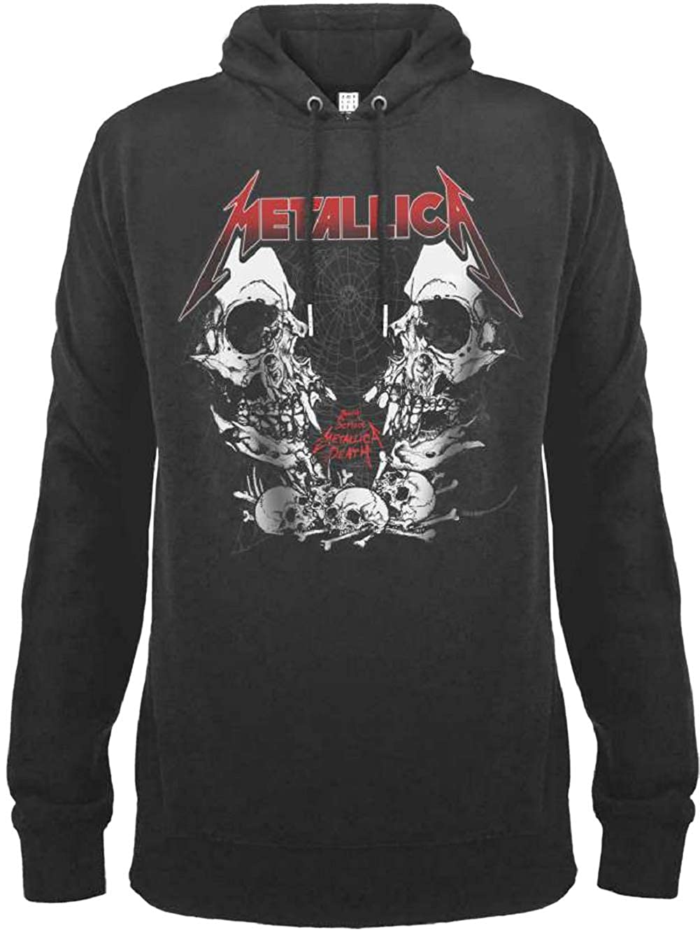 Amplified Metallica Birth Scool Hoody