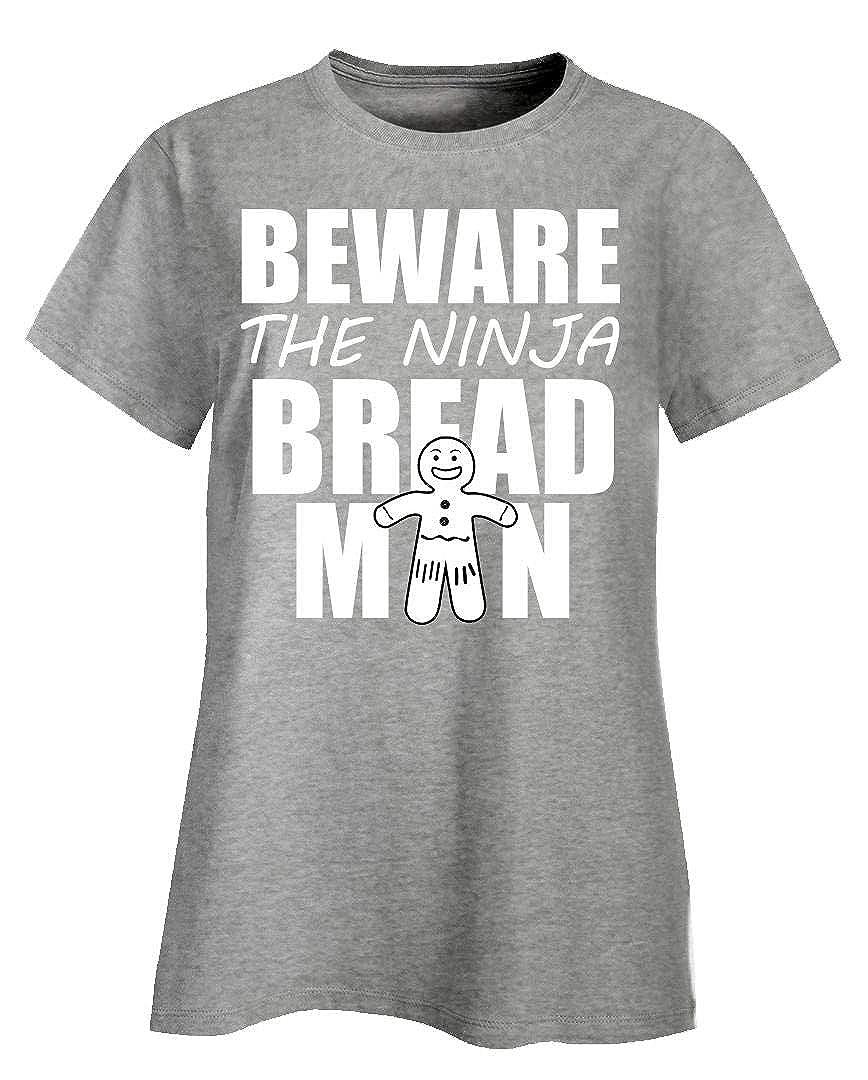 Funny Bread - Beware The Ninja Man - Gingerbread Flour Carb ...