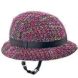 Yakkay Helmet - Tokyo Pink Jazz (Large (Cover Only))