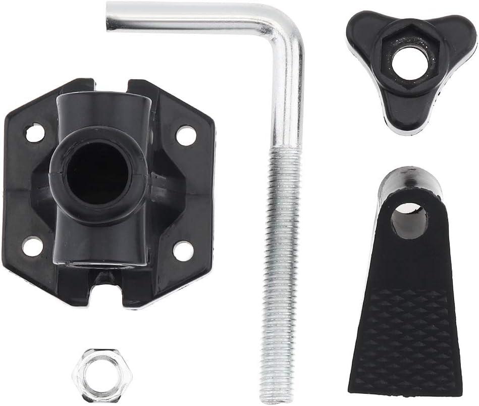 OriGlam Abrazadera universal para soporte de sobremesa soporte de aleaci/ón de aluminio de repuesto abrazadera C-Clamp para soporte de micr/ófono//l/ámpara de mesa escritorio