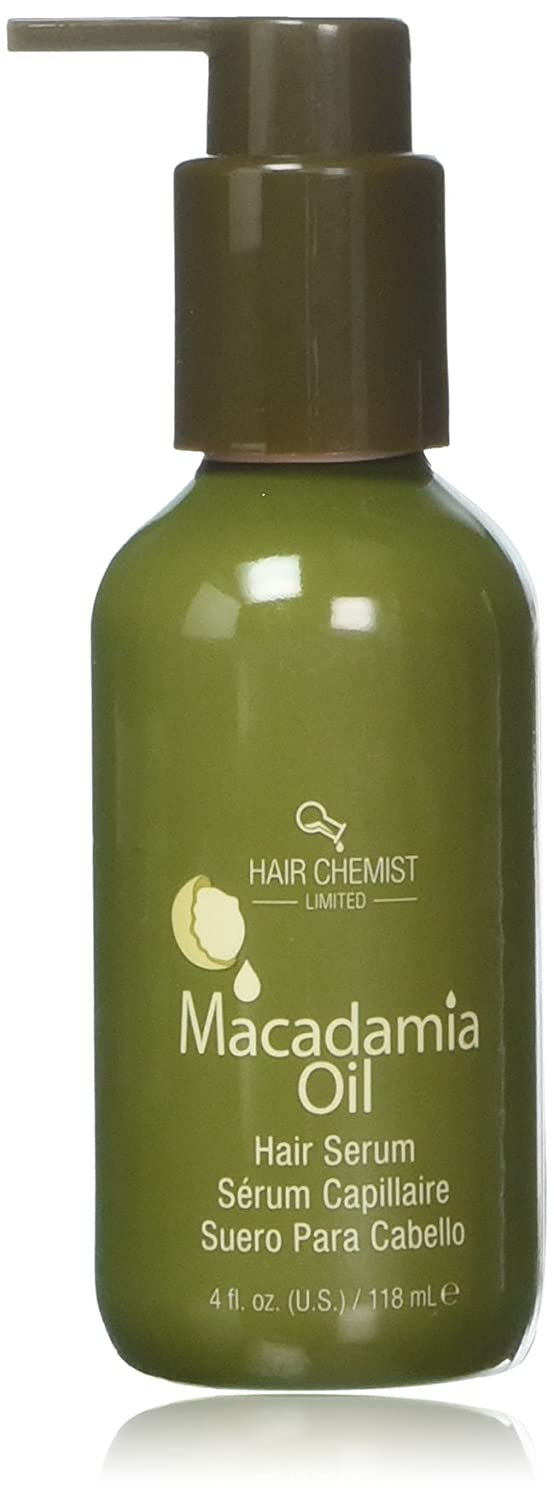 Hair Chemist Macadamia Hair Serum, 4 Ounce 16449