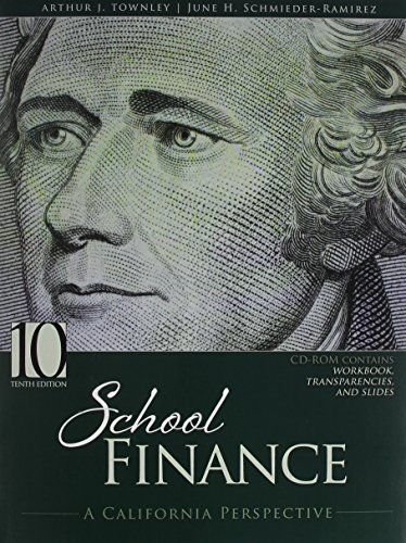 School Finance: A California Perspective
