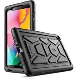 Galaxy Tab A 8.0 Case, Model SM-T290/SM-T295 2019 Release, Poetic Heavy Duty Shockproof Kids Friendly Silicone Case Cover, Tu