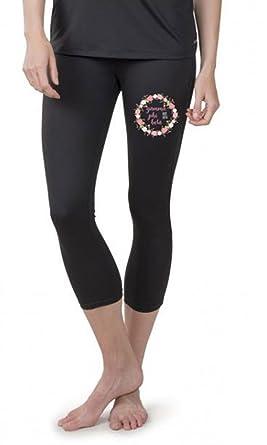 517dd27f20 Amazon.com: Gamma Phi Beta Soybu-Steel Core Capri Leggings: Clothing