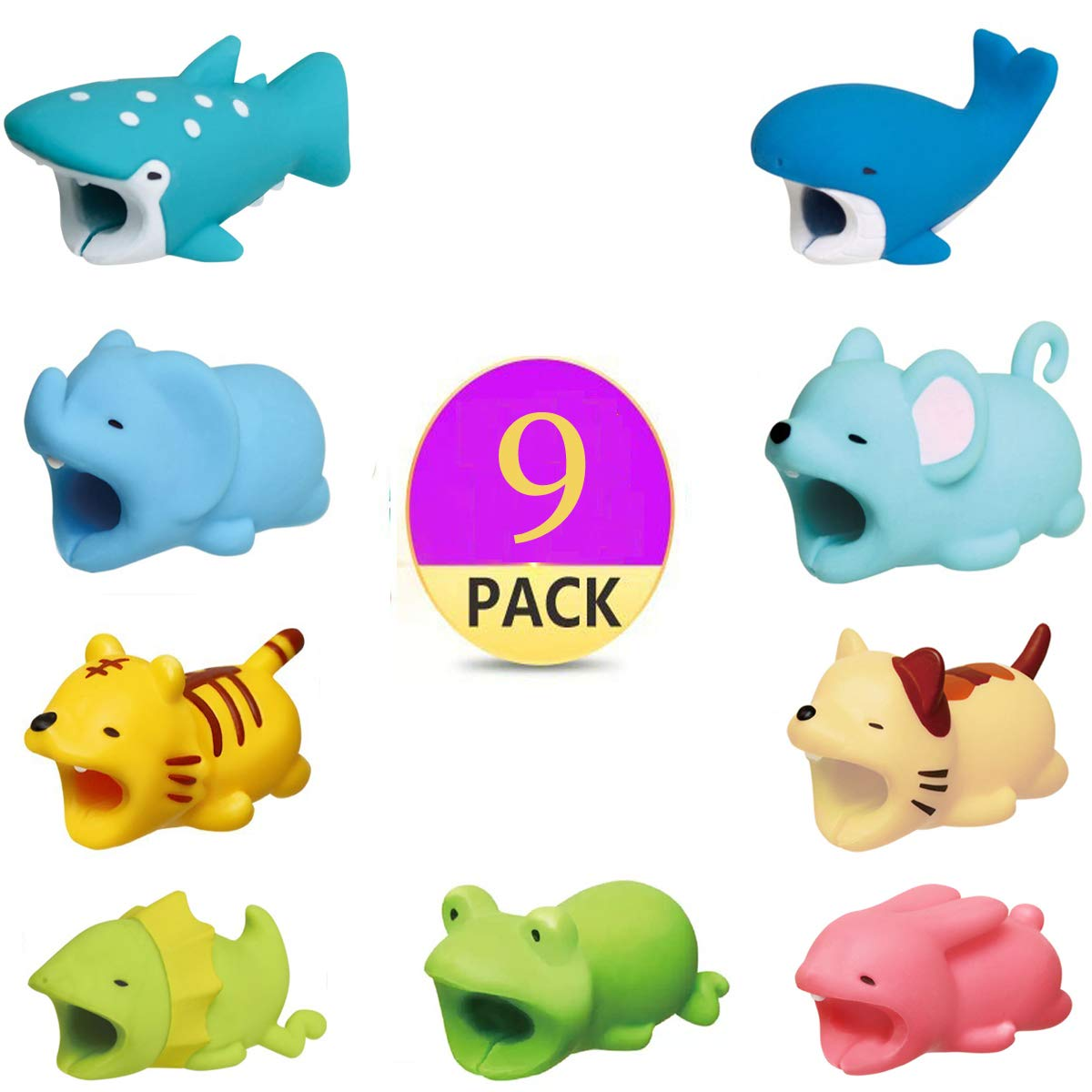 Pack of 9