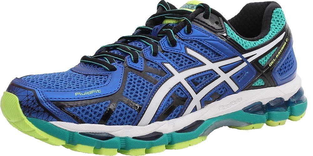 quality design 8ea15 b18e9 ASICS Men s Gel-Kayano 21 Running Shoe 2E Blue US 8.5  Amazon.ca  Shoes    Handbags