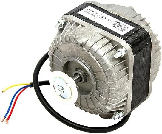 Universel Réfrigérateur Congélateur Moteur Ventilateur 16W Watts Doubles