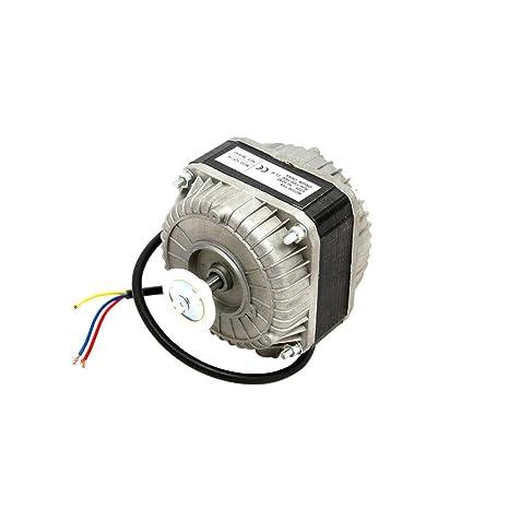 Motor de ventilador para frigorífico: 16 Watt motor de ventilador de frigorífico o congelador este motor ...
